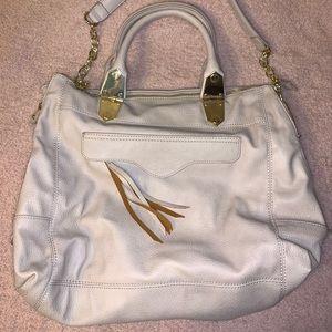 Steve Madden leather should/crossbody bag